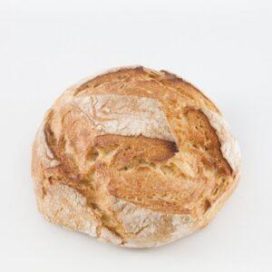 Pane cotto a pietra