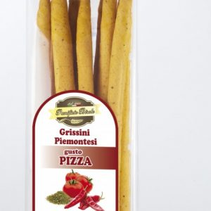 grissini pizza